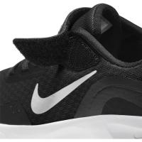 Nike WearAllDay Sneaker Kinder - BLACK/WHITE - Größe 12.5C