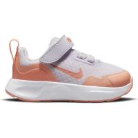 Nike WearAllDay Sneaker Kinder - LIGHT VIOLET/CRIMSON BLISS - Größe 6C