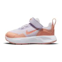 Nike WearAllDay Sneaker Kinder - LIGHT VIOLET/CRIMSON BLISS - Größe 8C