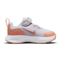 Nike WearAllDay Sneaker Kinder - LIGHT VIOLET/CRIMSON BLISS - Größe 9C