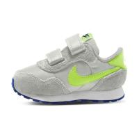 Nike MD Valiant Sneaker Kinder - GREY FOG/VOLT-GAME ROYAL-WHITE - Größe 10C