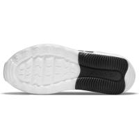 Nike Air Max Bolt Sneaker Kinder - WHITE/BLACK-BRIGHT CRIMSON - Größe 4.5Y