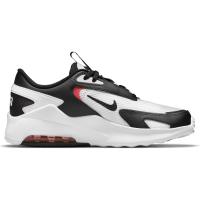 Nike Air Max Bolt Sneaker Kinder - WHITE/BLACK-BRIGHT CRIMSON - Größe 6.5Y