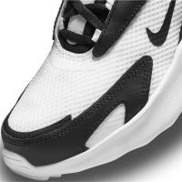 Nike Air Max Bolt Sneaker Kinder - WHITE/BLACK-BRIGHT CRIMSON - Größe 7Y