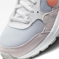Nike Air Max SC Sneaker Kinder - WHITE/CRIMSON BLISS-LIGHT VIOLET - Größe 5Y