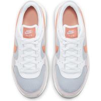 Nike Air Max SC Sneaker Kinder - WHITE/CRIMSON BLISS-LIGHT VIOLET - Größe 7Y