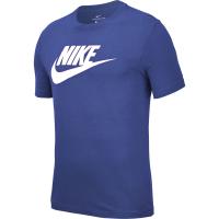 Nike Sportswear Mens T-Shirt - ASTRONOMY BLUE/WHITE - Größe M