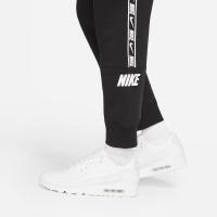 Nike Sportswear Mens Fleece Joggers - BLACK - Größe M