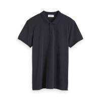 Scotch & Soda Poloshirt - anthrazit - Größe XXL