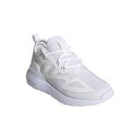 adidas ZX 2K Boost Sneaker Kinder - FTWWHT/FTWWHT/GRETWO - Größe 5