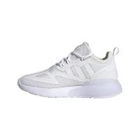 adidas ZX 2K Boost Sneaker Kinder - FTWWHT/FTWWHT/GRETWO - Größe 5-