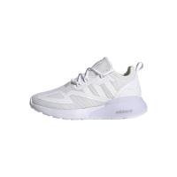 adidas ZX 2K Boost Sneaker Kinder - FTWWHT/FTWWHT/GRETWO - Größe 6