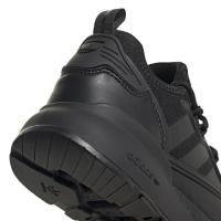 adidas ZX 2K Boost Sneaker Kinder - CBLACK/CBLACK/SHOPNK - Größe 4-