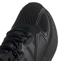adidas ZX 2K Boost Sneaker Kinder - CBLACK/CBLACK/SHOPNK - Größe 5-