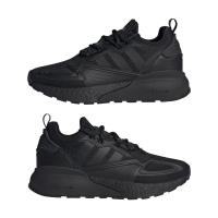 adidas ZX 2K Boost Sneaker Kinder - CBLACK/CBLACK/SHOPNK - Größe 6-