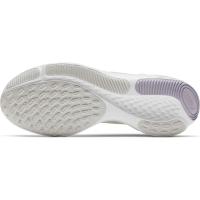 Nike React Miler 2 Laufschuhe Damen - PLATINUM TINT/GREEN GLOW-WHITE - Größe 8,5