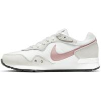 Nike Venture Runner Runningschuhe Damen - WHITE/PINK GLAZE-PLATINUM TINT-BLACK - Größe 7
