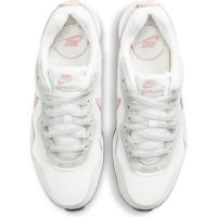 Nike Venture Runner Runningschuhe Damen - WHITE/PINK GLAZE-PLATINUM TINT-BLACK - Größe 8,5