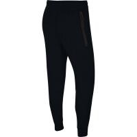 Nike Sportswear Tech Fleece Jogginghose Baumwolle Herren - schwarz - Größe M