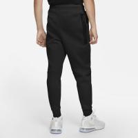 Nike Sportswear Tech Fleece Jogginghose Baumwolle Herren - schwarz - Größe XL