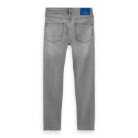 Scotch & Soda Jeans Skim - Silver Tongued grau -...