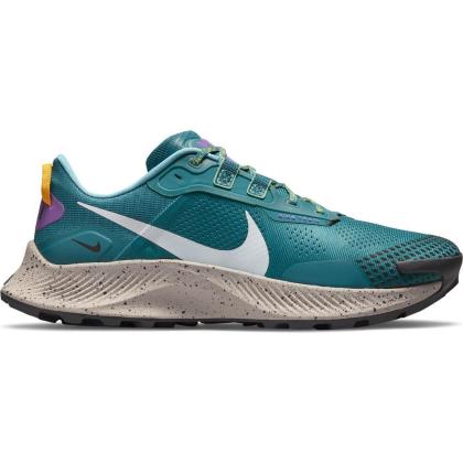 Nike Pegasus Trail 3 Runningschuhe Herren - MYSTIC TEAL/DK SMOKE GREY - Größe 12,5