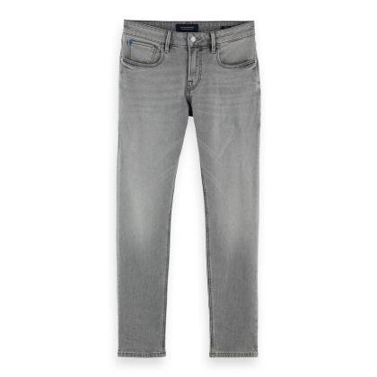 Scotch & Soda Jeans Skim - Silver Tongued - Silver Tongued - Größe 33/32