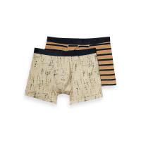 Scotch & Soda Boxershorts 2er-Pack - 162412-0218-v