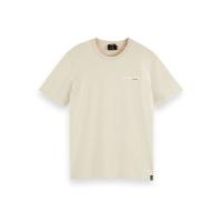 Scotch & Soda T-Shirt - Stone - Größe M