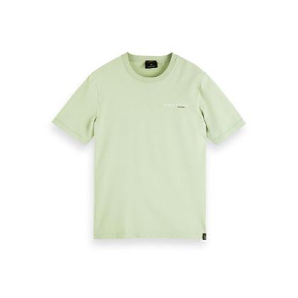 Scotch & Soda T-Shirt - Seafoam - Größe S