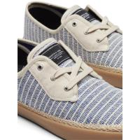 Scotch & Soda IZOMI Schuhe - blue striped - Größe 45