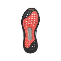 adidas Solar Glide ST 4 M Runningschuhe Herren - CBLACK/GRETWO/SOLRED - Größe 8