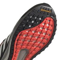 adidas Solar Glide ST 4 M Runningschuhe Herren - CBLACK/GRETWO/SOLRED - Größe 8-