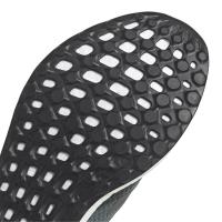 adidas Pureboost 21 Runningschuhe Herren - BLUOXI/NGTMET/HALSIL - Größe 10-