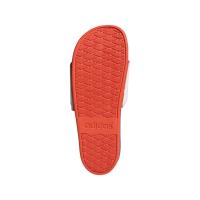 adidas Adilette Comfort Badesandalen Herren - FTWWHT/ROYBLU/SOLRED - Größe 12