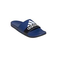 adidas Adilette Comfort Badesandalen Herren - ROYBLU/FTWWHT/CBLACK - Größe 9
