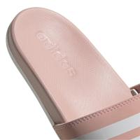 adidas Adilette Comfort Badesandalen Damen - VAPPNK/FTWWHT/FTWWHT - Größe 5