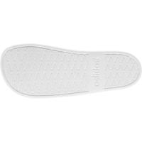 adidas Adilette Comfort Badesandalen Damen - VAPPNK/FTWWHT/FTWWHT - Größe 6