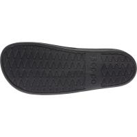 adidas Adilette Comfort Badesandalen Damen - CBLACK/WONWHI/CBLACK - Größe 5