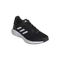 adidas Runfalcon 2.0 Sneaker Kinder - CBLACK/FTWWHT/GRESIX - Größe 4-