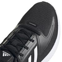 adidas Runfalcon 2.0 Sneaker Kinder - CBLACK/FTWWHT/GRESIX - Größe 5-