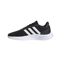 adidas Lite Racer 2.0 K Sneaker Kinder - CBLACK/FTWWHT/CBLACK - Größe 33