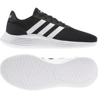 adidas Lite Racer 2.0 K Sneaker Kinder - CBLACK/FTWWHT/CBLACK - Größe 33-