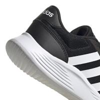 adidas Lite Racer 2.0 K Sneaker Kinder - CBLACK/FTWWHT/CBLACK - Größe 35