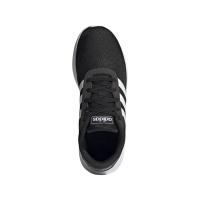 adidas Lite Racer 2.0 K Sneaker Kinder - CBLACK/FTWWHT/CBLACK - Größe 6-