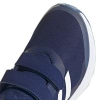 adidas FortaRun CF K Sneaker Kinder - VICBLU/FTWWHT/FOCBLU - Größe 31