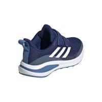adidas FortaRun CF K Sneaker Kinder - VICBLU/FTWWHT/FOCBLU - Größe 35