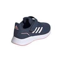 adidas Runfalcon 2.0 C Sneaker Kinder - CRENAV/FTWWHT/SUPPOP - Größe 31-