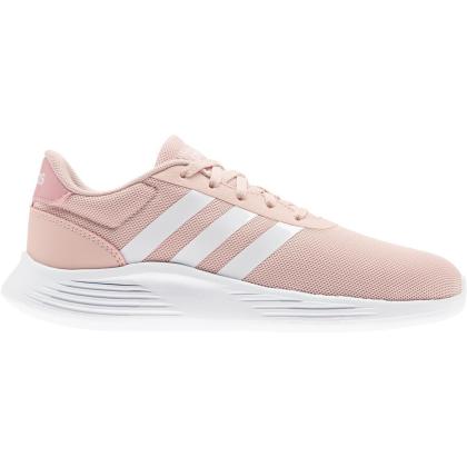 adidas Lite Racer 2.0 K Sneaker Kinder - VAPPNK/FTWWHT/SUPPOP - Größe 4