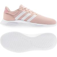 adidas Lite Racer 2.0 K Sneaker Kinder - VAPPNK/FTWWHT/SUPPOP - Größe 4-